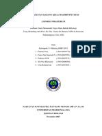 Laporan Pengamatan Kapang Kelas Basidiomycetes Gabungan