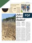 Sabes Como Nos Afecta El Cambio Climático