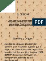 El Cebiche