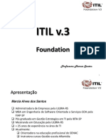 ITIL v3 Foundations I