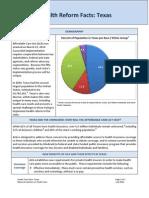 TX Health Reform Fact Sheet 07162010 RR