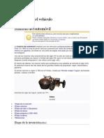Cronología Del Vehiculo