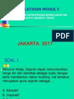 Pembahasan Soal Modul f Kelas h.ppt-urutan-1