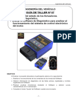 Lab07 Electrónica Del Vehiculo Scanner