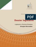 Dossier 115 - Legislación Extranjera - Energías Renovables
