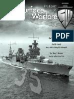 Surface Warfare Fall 2017