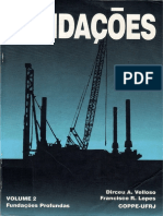 Fundações - Velloso e Lopes - Vol. II