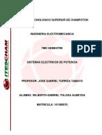 UNIDAD 4 Sistemas electricos de potencia