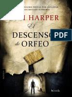 Harper Tom - El Descenso De Orfeo.epub