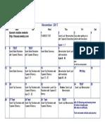 gr 4 november-2017-calendar