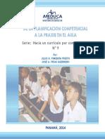 9. de La Planificación Competencial a La Praxis en El Aula