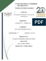 Unidad n1 Microcontroladores