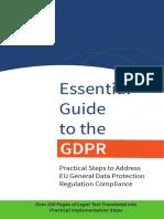 Truste Essential Guide to Gdpr-1