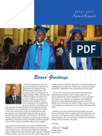 Mother Seton Academy Annual Report FY 2017