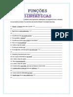Funções Sintáticas 1 (1)