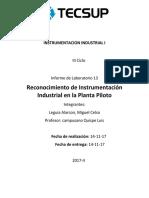 Informe 13 Instrumentacion Industrial