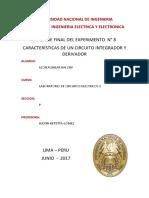 Informe Final N-8