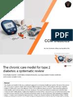 CCM Diabetes