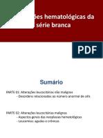 Alterações Não Malignas e Malignas Da Série Bca PDF