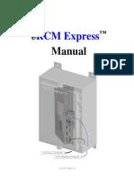 ERCM Express Manual