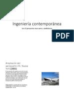 Tema 0. Ingenieria Contemporanea