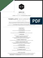 HELP Resume - Brice