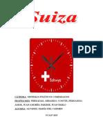 Suiza- sistemas comparados