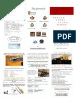 Programma Armonia, Suoni, Colori