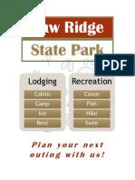 paw ridge sales proposal