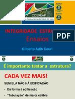 INTEGRIDADE  ESTRUTURAL Ensaios Gilberto Couri.pdf