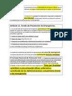 ESPECIAL Fallos - Protección Cvil