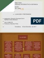Derecho Procesal Civil II Linea de Tiempo Zonia Sanchez