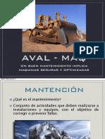 Presentación AVAL-MAQ