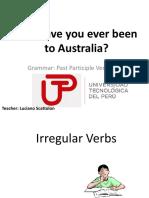 3.2. Grammar Past Participle Verbs 47495