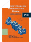 Brebbia C.A., Dominguez J. Boundary elements.. an introductory course (WIT Press, 1998.pdf