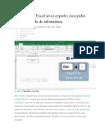 48 Trucos de Excel Nivel Experto