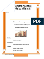 Trabajo Auditoria Integral