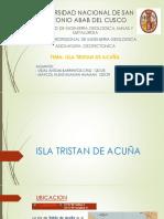 Isla Tristan de Acuña