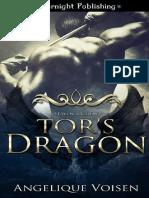 Angelique Voisen - Equipo Havoc 5- El Dragon de Tor