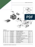 Samsung SL-M4580FX Parts Manual