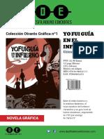 Avance Yo Fui Guia en El Infierno Desfiladero Ediciones