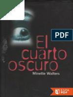 El cuarto oscuro - Minette Walters.pdf