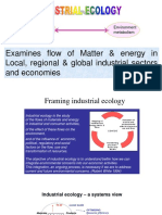 Industrial Ecology 1