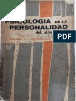 Psicologia de La Personalidad Del Niño Escolar