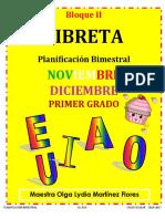 CHIDOTA 1er Grado - Bloque 2 - Español
