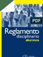 Reglamento disciplinario aplicable a los alumnos y las alumnas de la Pontificia Universidad Católica del Perú