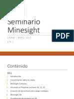Seminario Minesight