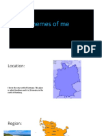 5 themes of me