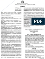 Reglamentacion Tarjeta Credito