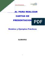 Tutorial Cartas de presentación
